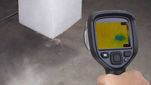 Infrared leak detection Bradenton FL